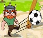 لعبة كرة القدم البربري