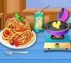 العاب طبخ مكرونة اسباجتى