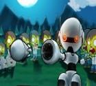 لعبة الروبوت و الزومبي