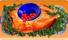 طبخ كيكة الميلاد