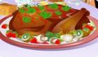 طبخ الدجاج المشوي