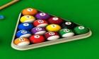 لعبة البلياردو الأخضر