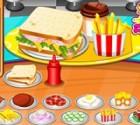 لعبة طبخ فطيرة الفواكة