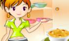 لعبة طبخ سارة