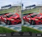 لعبة سباق سيارات المدينة