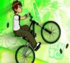 لعبة بن تن دراجة السرعة