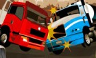 لعبة حرب الشاحنات