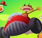 لعبة سيارة القرود