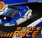 لعبة سيارات الفضاء