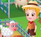 لعبة باندا المزارع