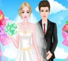 لعبة زفاف باربي