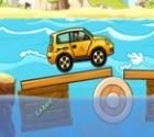 لعبة سيارة الكوبري