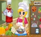 لعبة مطعم البرجر