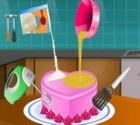 ألعاب طبخ الكيك