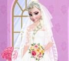 لعبة زفاف العرائس