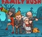 لعبة عائلة قتال الزومبي
