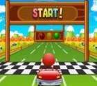 لعبة سباق سيارة ماريو