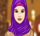 لعبة تلبيس بنت مسلمة