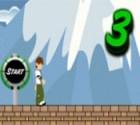 لعبة بن تن كرات الثلج