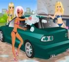 لعبة سيارات بنات
