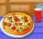 لعبة عمل البيتزا