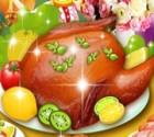 االعاب طبخ الديك الرومي