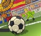 لعبة كرة القدم للكبار
