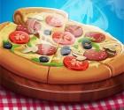 لعبة صنع البيتزا