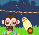 لعبة كرة القرد