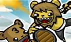 لعبة الدببة البربرية