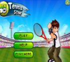 العاب بن تن التنس الارضي