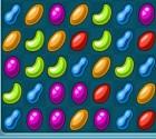 لعبة كاندي كراش والحلوي