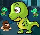 لعبة مغامرات الديناصور دينو