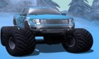 لعبة شاحنة الشتاء