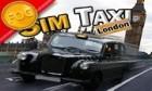 لعبة sim taxi