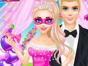 لعبة تلبيس عروسة