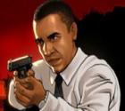 لعبة اوباما ضد الزومبي