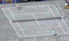لعبة بطولة كاس التنس