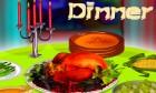 العاب طبخ وجبة العشاء